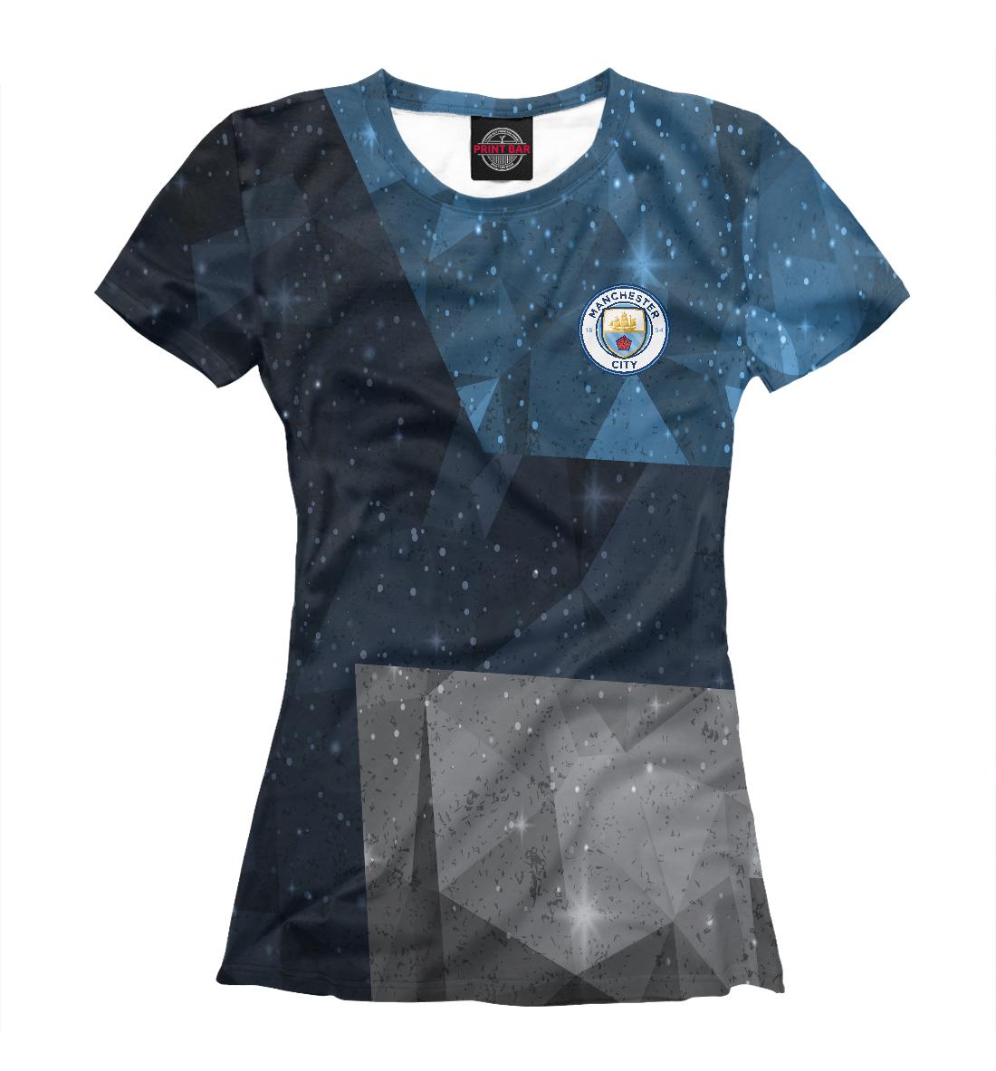 Купить FC Manchester City, Printbar, Футболки, MNC-763512-fut-1