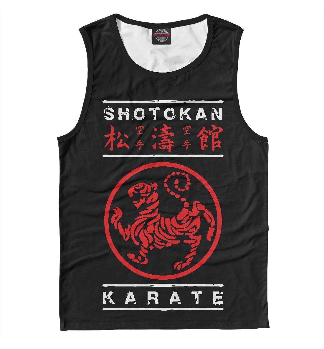 Купить Shotokan Karate, Printbar, Майки, EDI-111660-may-2