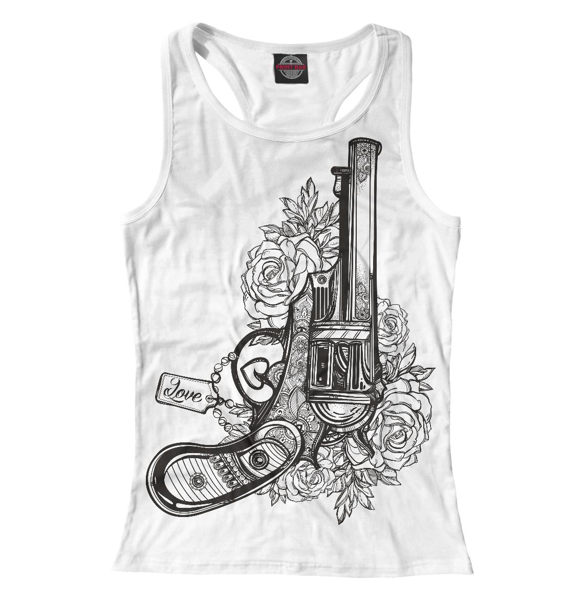 Купить Пистолет, Printbar, Майки борцовки, HIP-750717-mayb-1