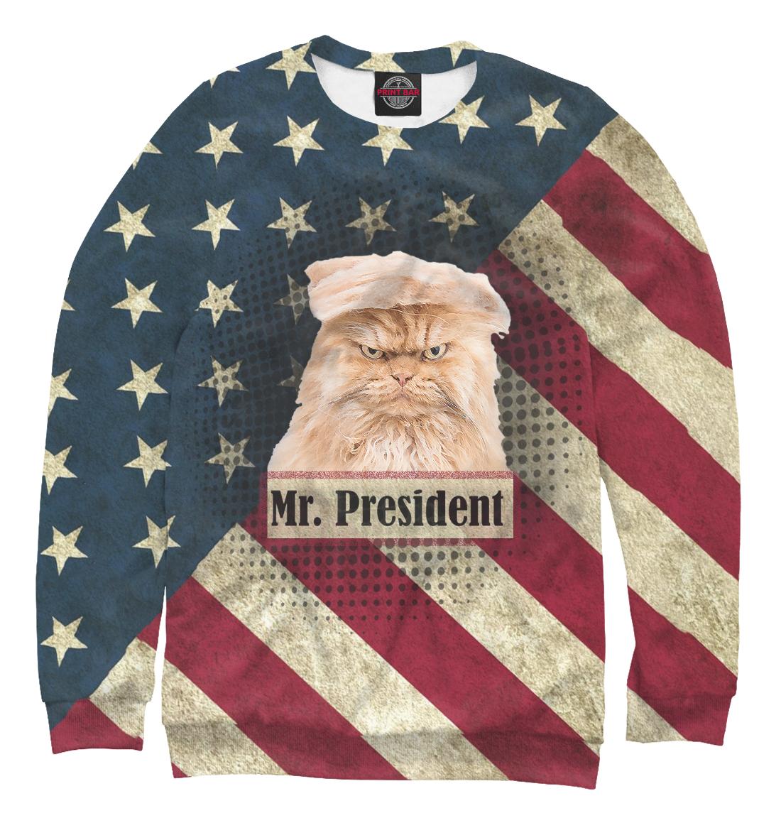 Купить Donald John Trump, Printbar, Свитшоты, ARC-402386-swi-1