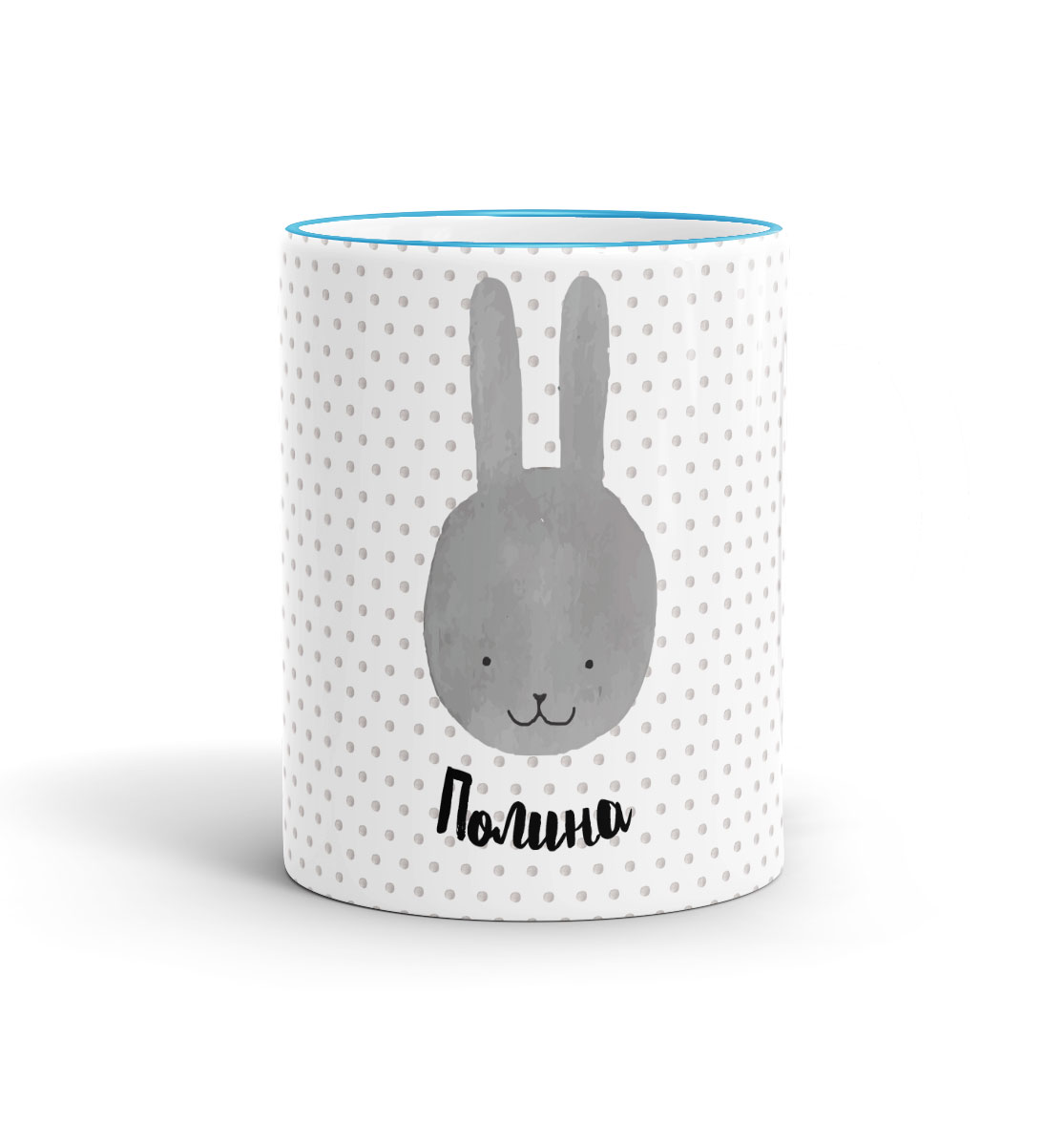Кролик Полина, Printbar, Кружки, PLN-862505-kru  - купить со скидкой