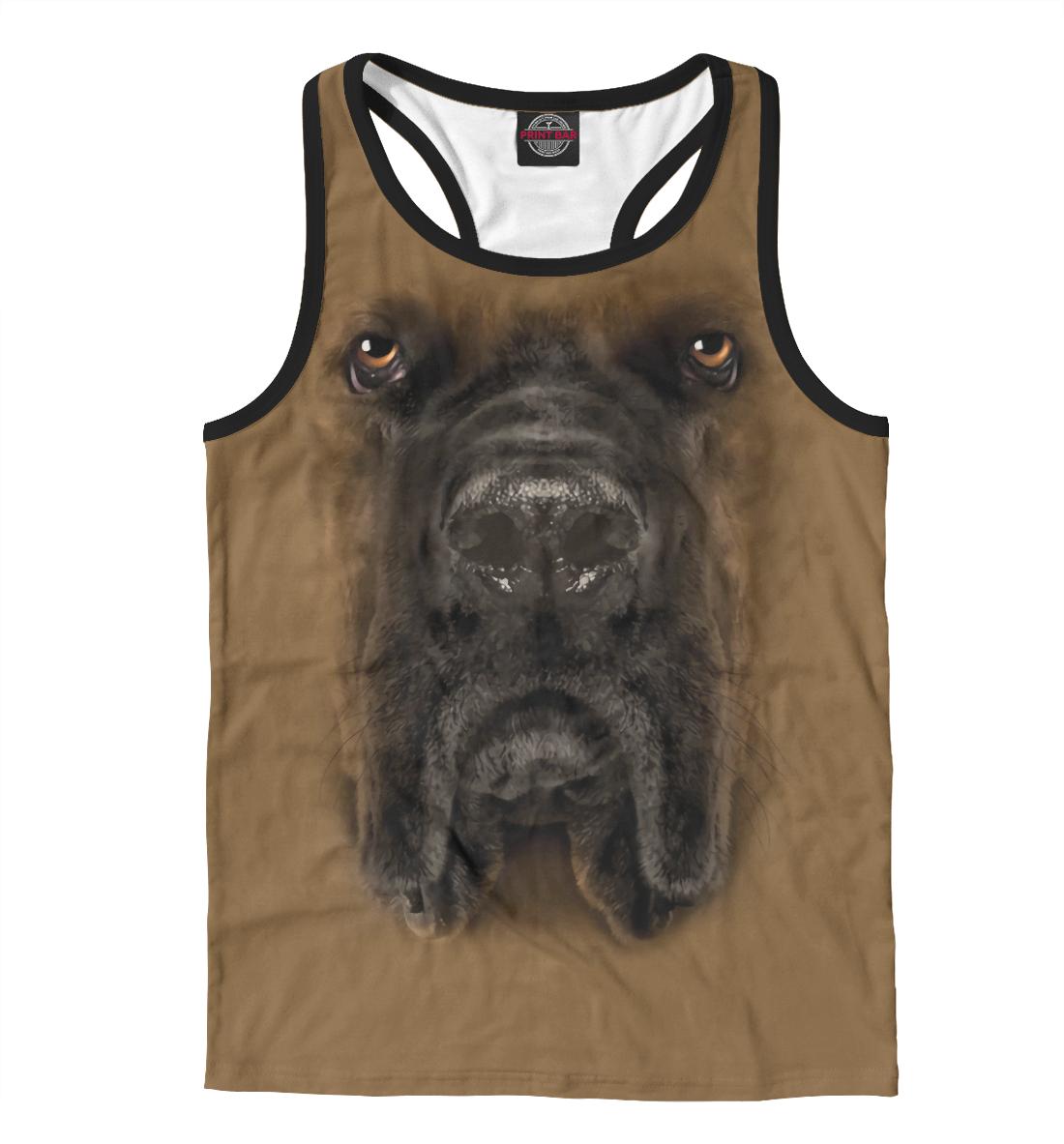 Купить Собака, Printbar, Майки борцовки, DOG-145696-mayb-2