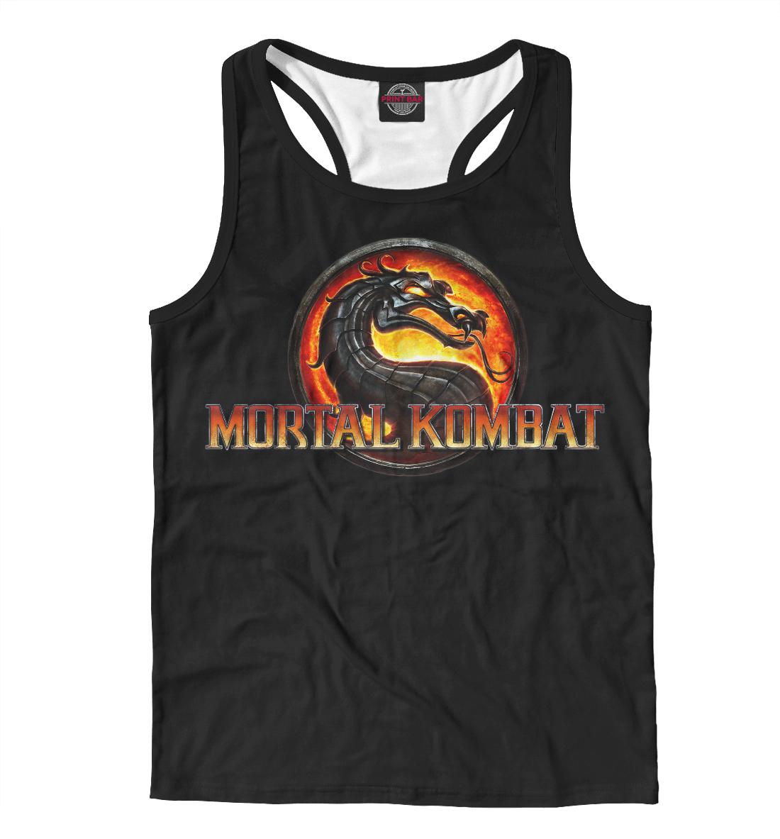 Купить Mortal Kombat, Printbar, Майки борцовки, MKB-178210-mayb-2