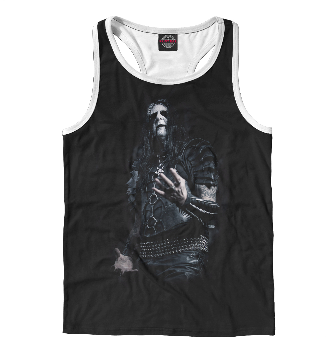 Купить Dark Funeral, Printbar, Майки борцовки, MZK-532087-mayb-2