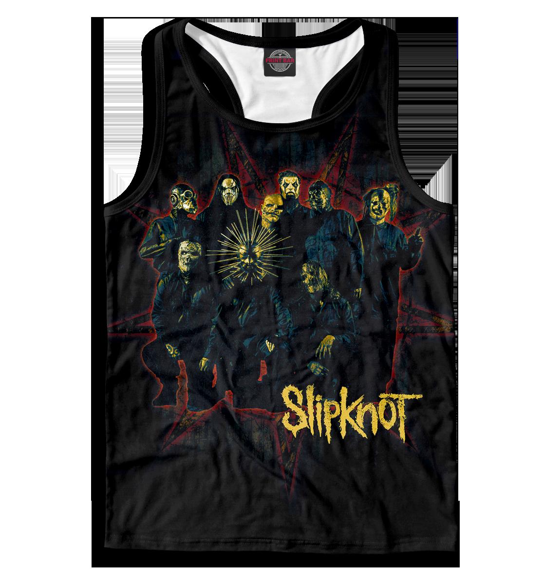 Купить Slipknot, Printbar, Майки борцовки, SLI-797645-mayb-2