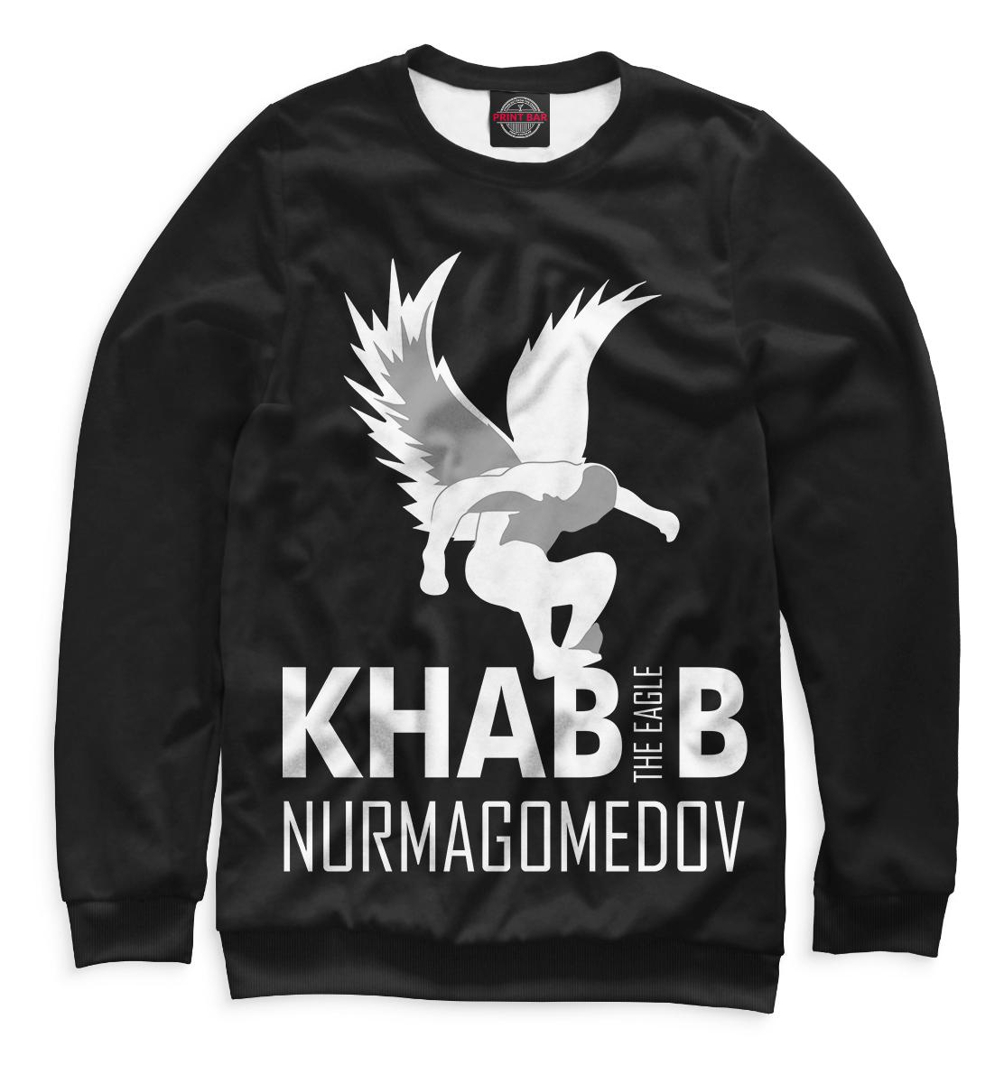 Купить Хабиб Нурмагомедов, Printbar, Свитшоты, NUR-630391-swi-2