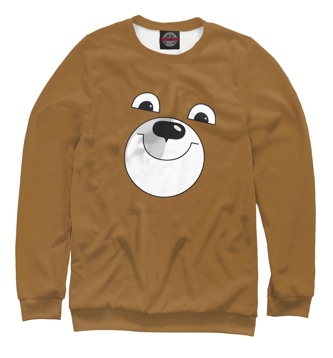 Купить Медвежонок, Printbar, Свитшоты, MED-169855-swi-1