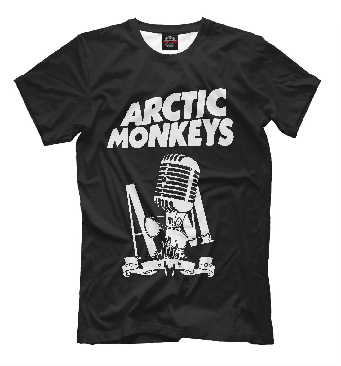 Купить Arctic Monkeys, Printbar, Футболки, AMK-917653-fut-2