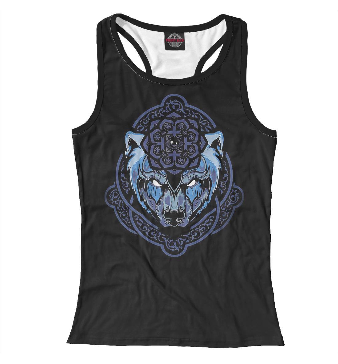 Купить Медведь, Printbar, Майки борцовки, CLT-239910-mayb-1