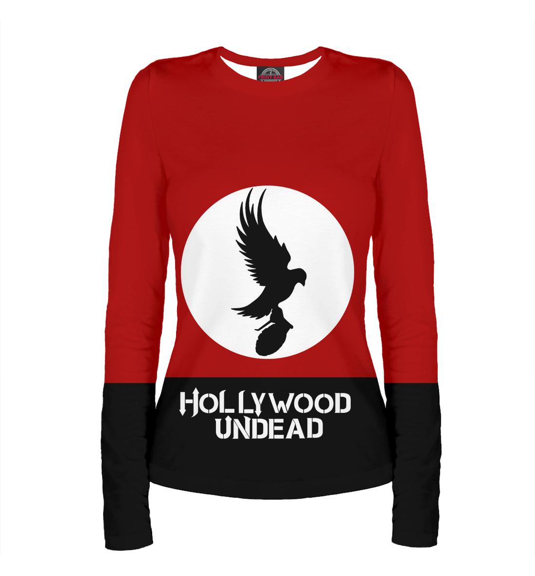 Купить Hollywood Undead, Printbar, Лонгсливы, HLW-411353-lon-1