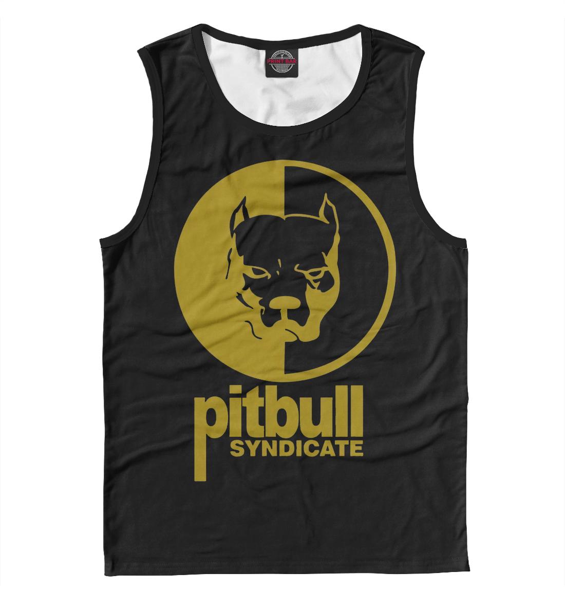 Купить Pitbull Syndicate, Printbar, Майки, NDP-167300-may-2