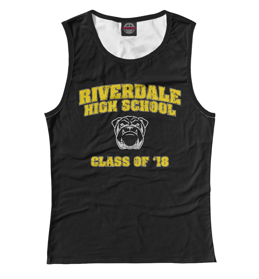 Купить Школа Ривердейл, Printbar, Майки, RVD-327917-may-1