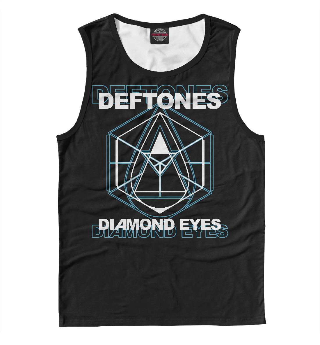 Купить Deftones, Printbar, Майки, DFT-595345-may-2