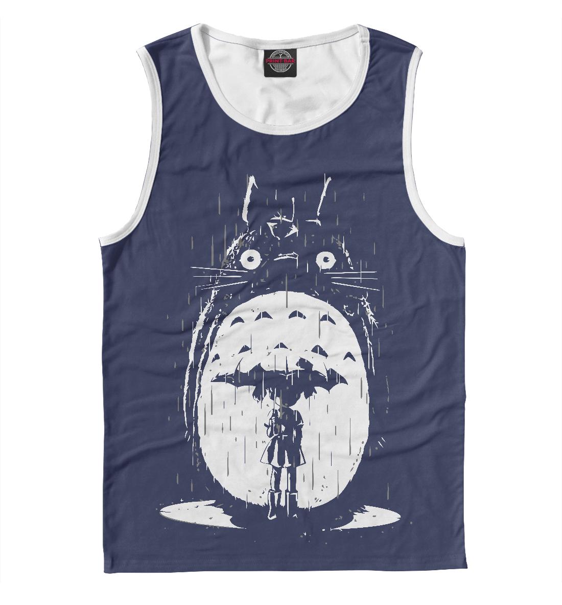 Купить Totoro in Rain, Printbar, Майки, SGH-732282-may-2