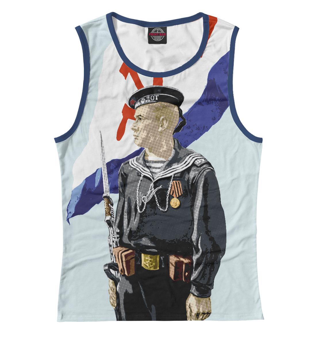 Купить ВМФ - Рулит!, Printbar, Майки, VMF-377186-may-1