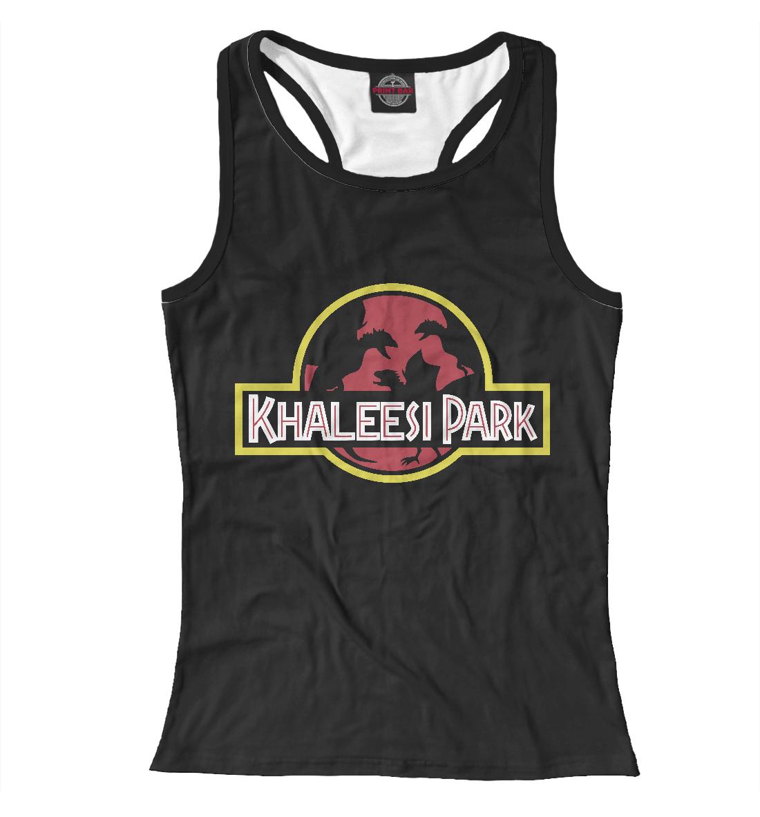 Купить Khaleesi Park, Printbar, Майки борцовки, IGR-579299-mayb-1
