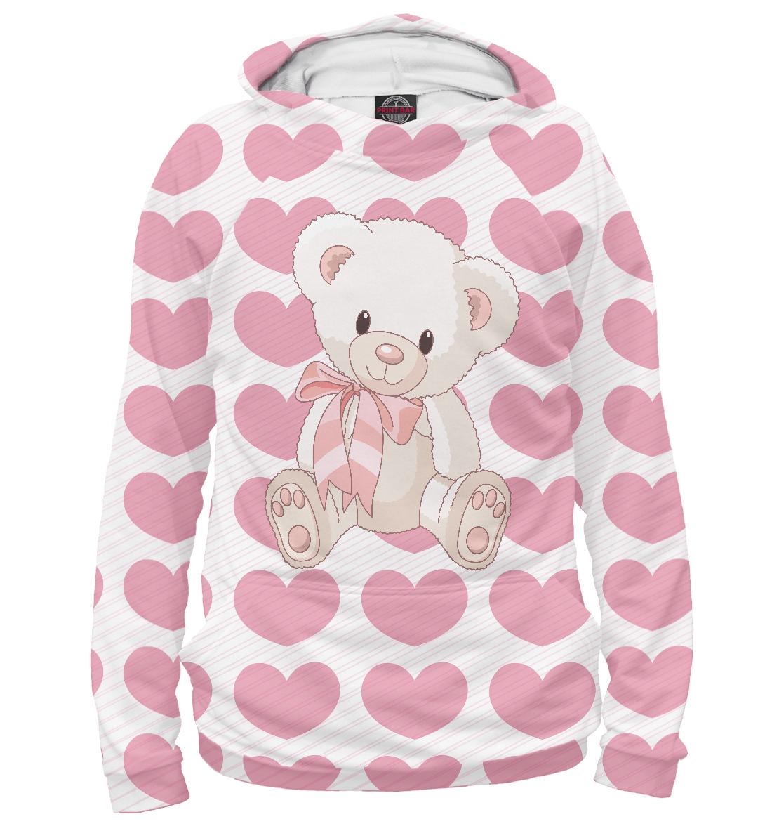 Купить Teddy Bear, Printbar, Худи, SRD-460754-hud-1