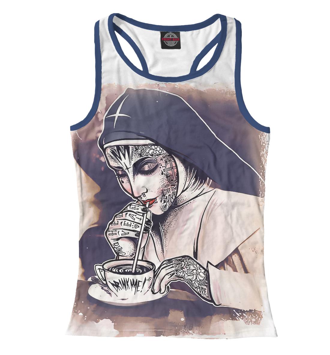 Купить Bad Nun, Printbar, Майки борцовки, APD-357516-mayb-1