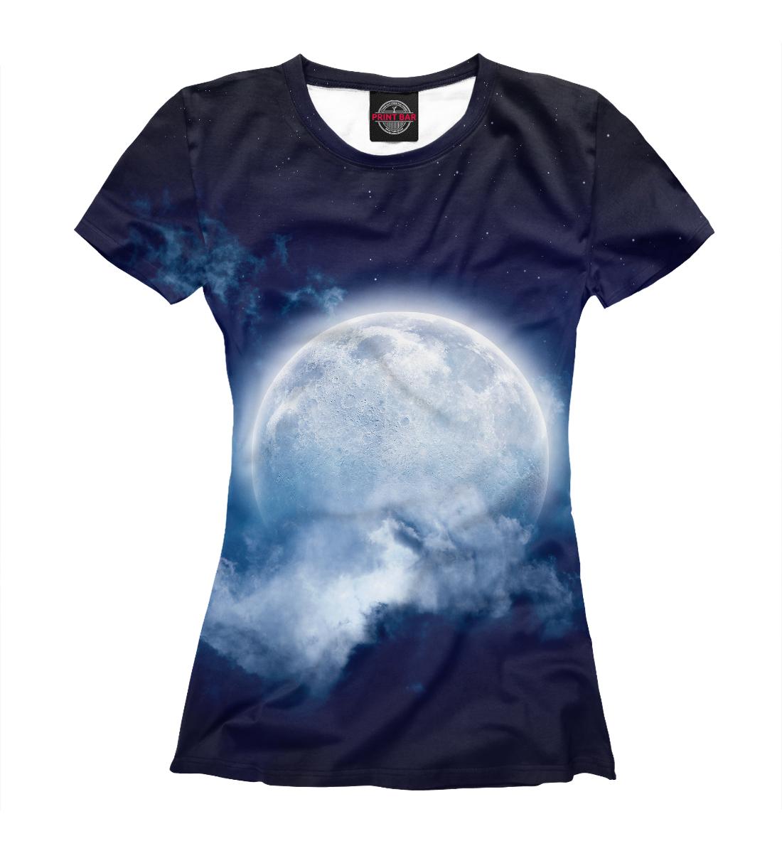 Фото - Луна в облаках луна в тучах