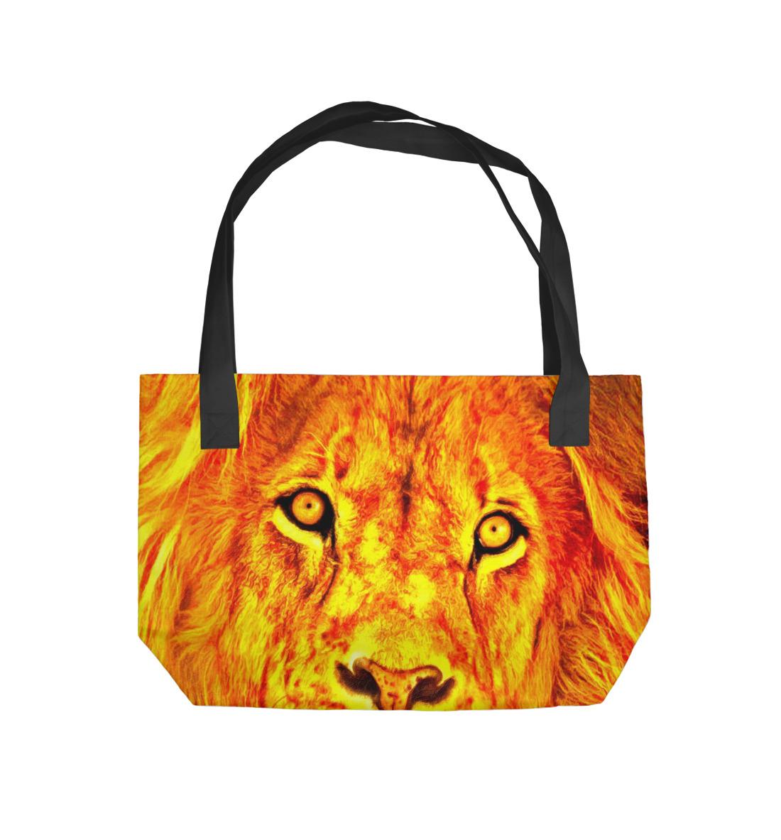 Фото - Огненный лев огненный