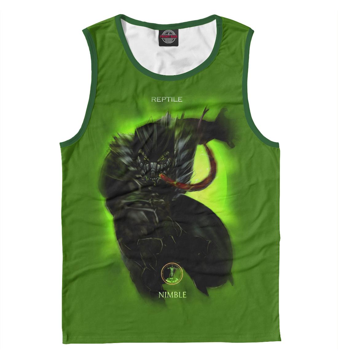 Купить Reptile, Printbar, Майки, MKB-943175-may-2