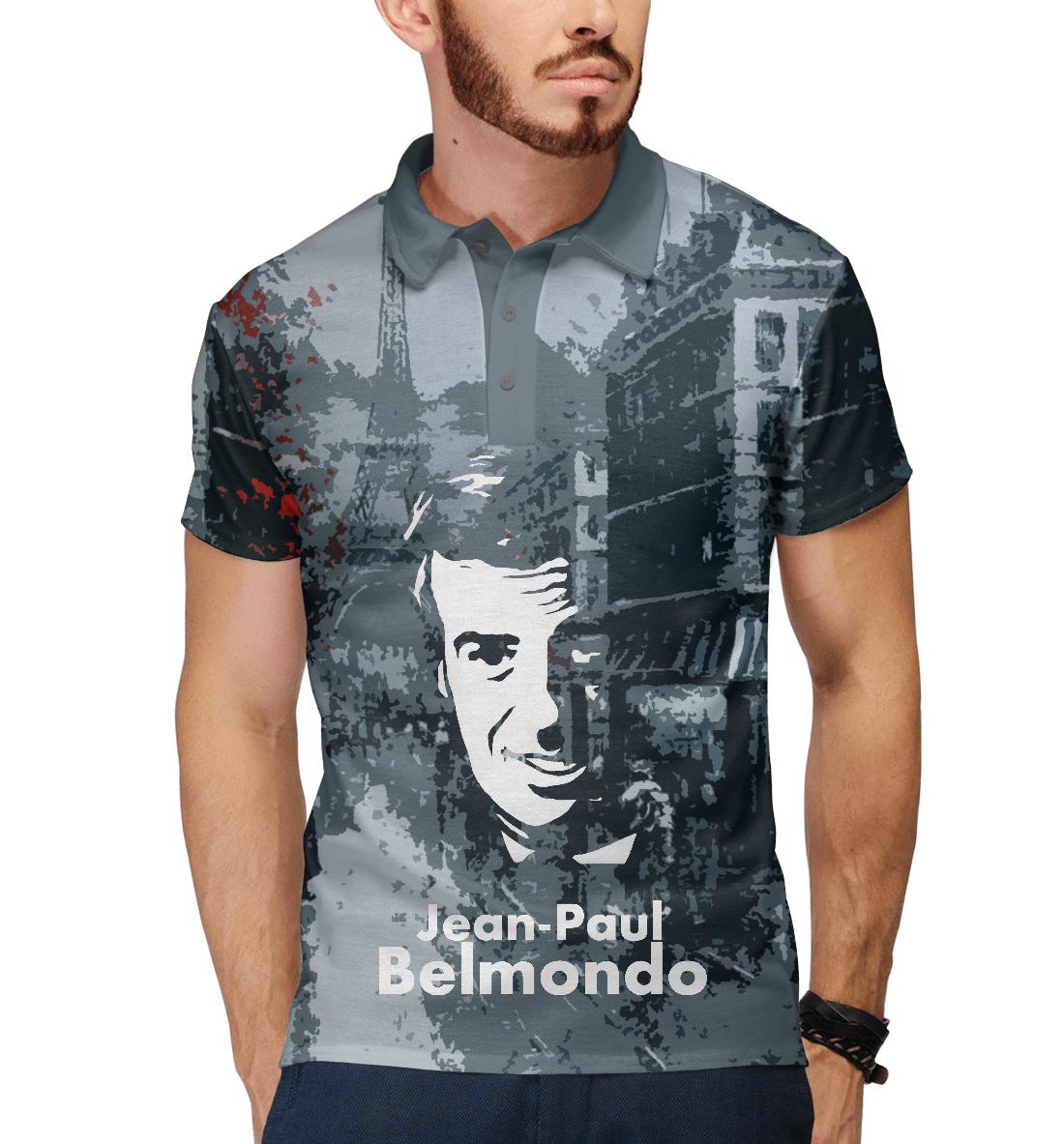 Купить Jean-Paul Belmondo, Printbar, Поло, ZNR-163199-pol-2