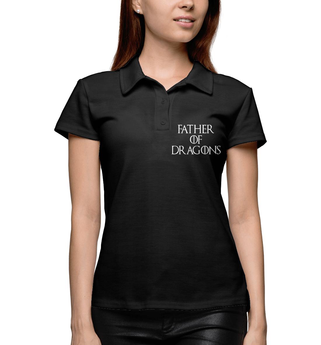 Купить Отец Драконов, Printbar, Поло, IGR-774466-pol-1