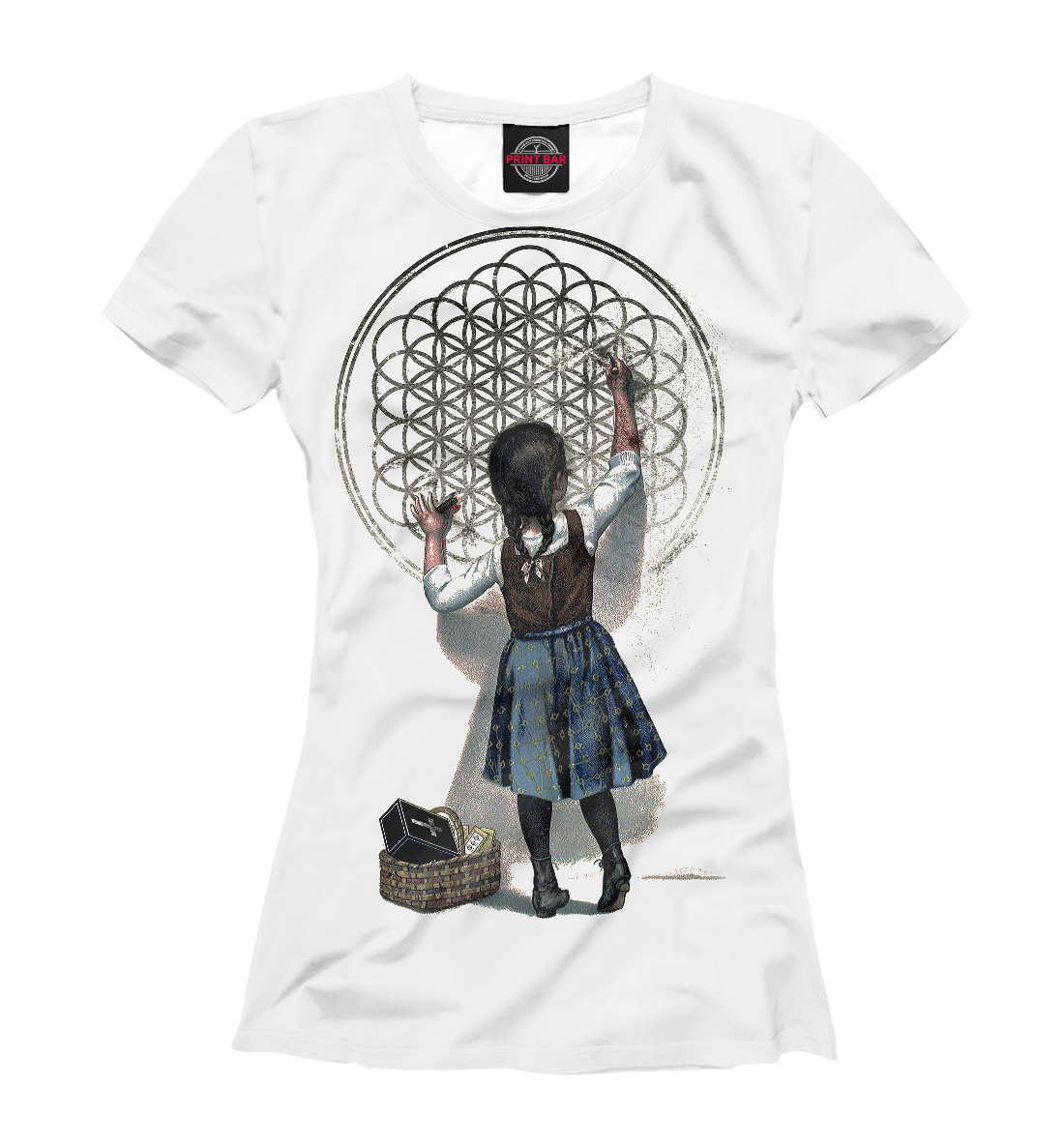 Купить Bring Me the Horizon, Printbar, Футболки, BRI-717186-fut-1