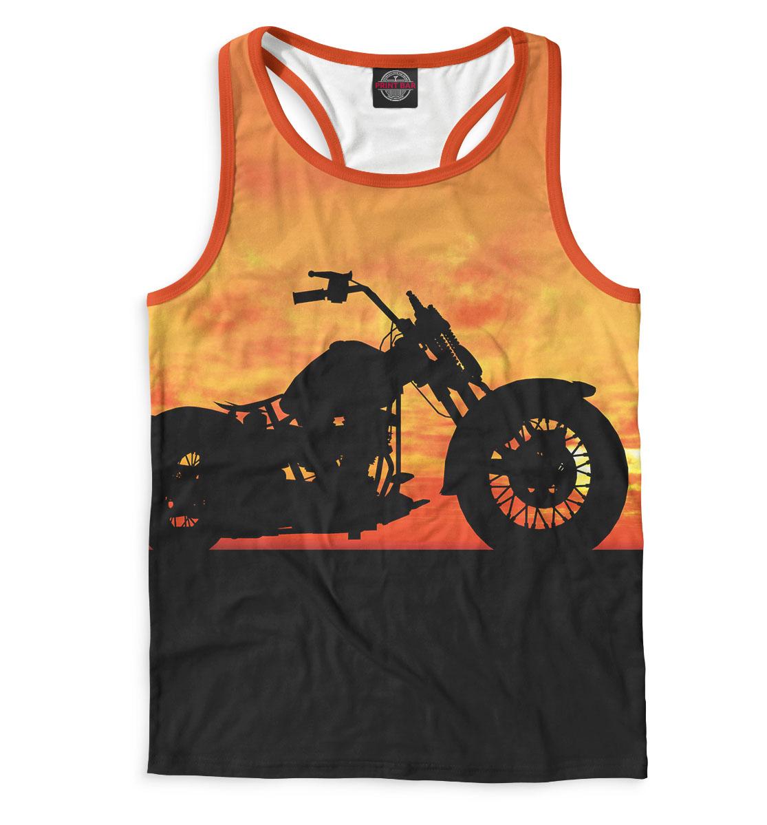 Купить Мотоцикл, Printbar, Майки борцовки, MTR-761237-mayb-2