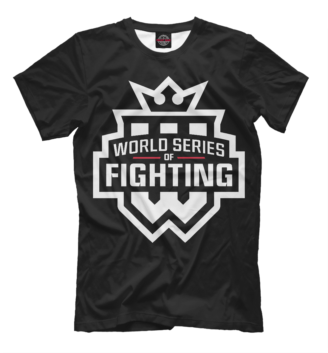 Купить WSOF: World Series Of Fighting, Printbar, Футболки, MNU-263153-fut-2