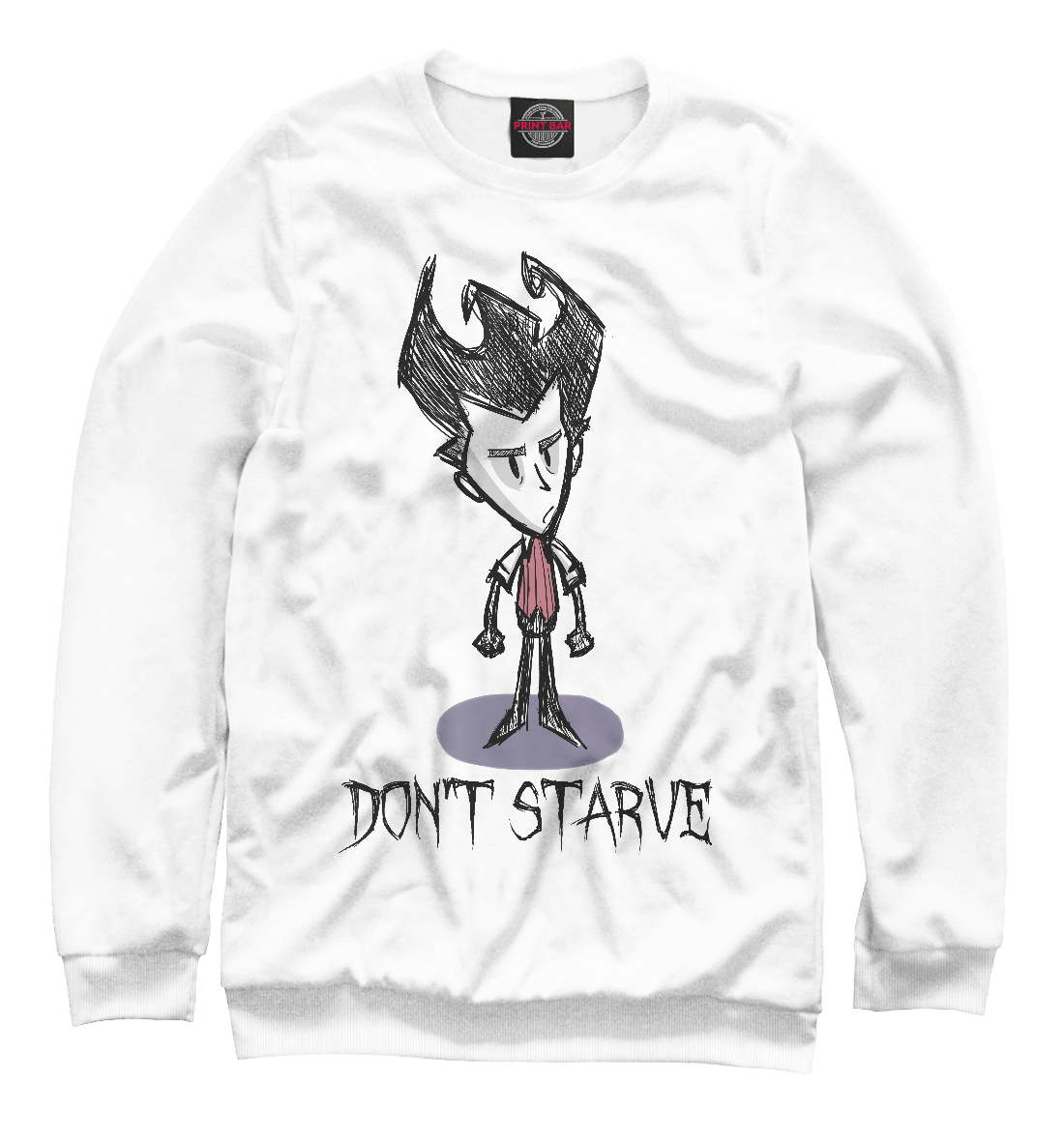 Купить Dont Starve, Printbar, Свитшоты, RPG-817881-swi-2