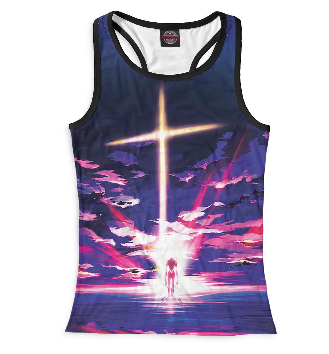 Купить Neon Genesis Evangelion, Printbar, Майки борцовки, EVA-534396-mayb-1