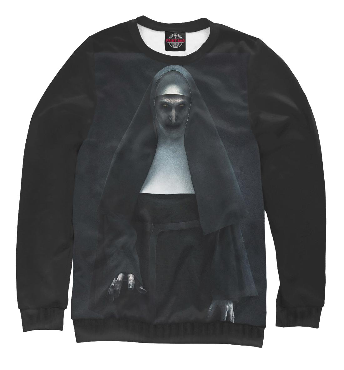 Купить Проклятие монахини, Printbar, Свитшоты, HOR-758891-swi-2