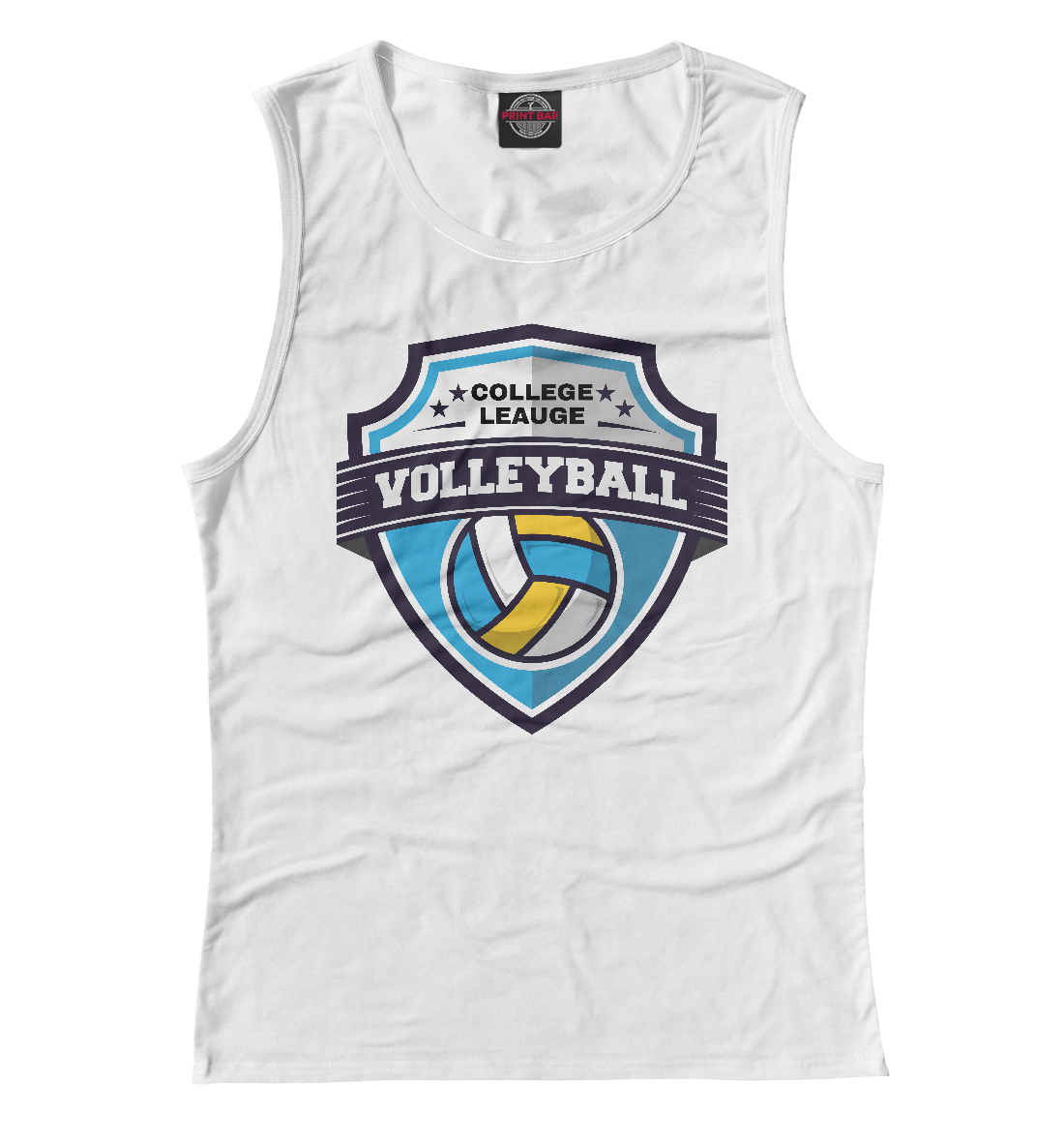 Купить Volleyball, Printbar, Майки, VLB-745031-may-1