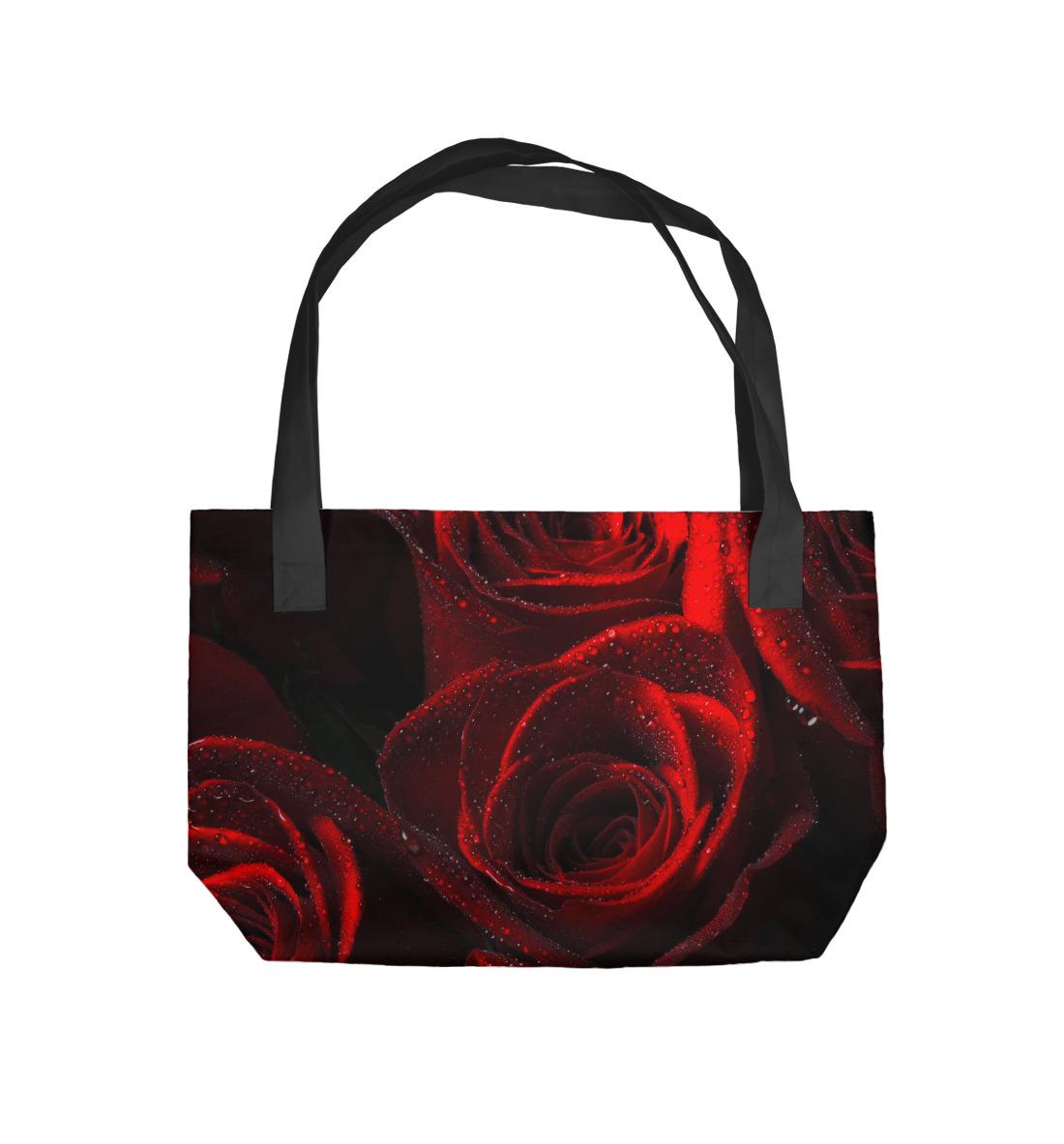 Фото - Красные розы красные