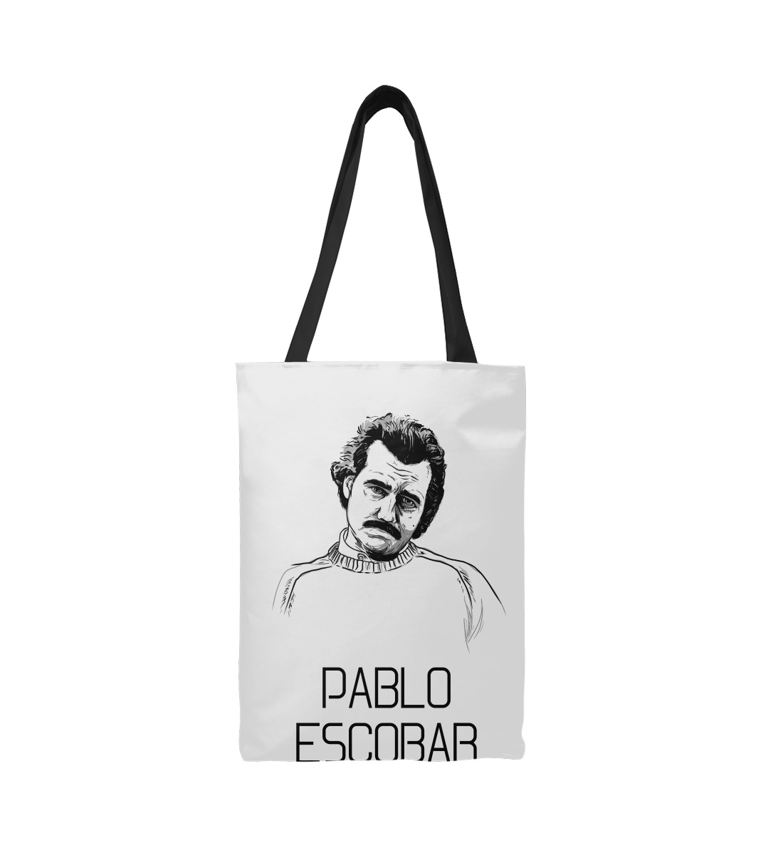 Pablo Escobal frederick fyvie bruce pablo