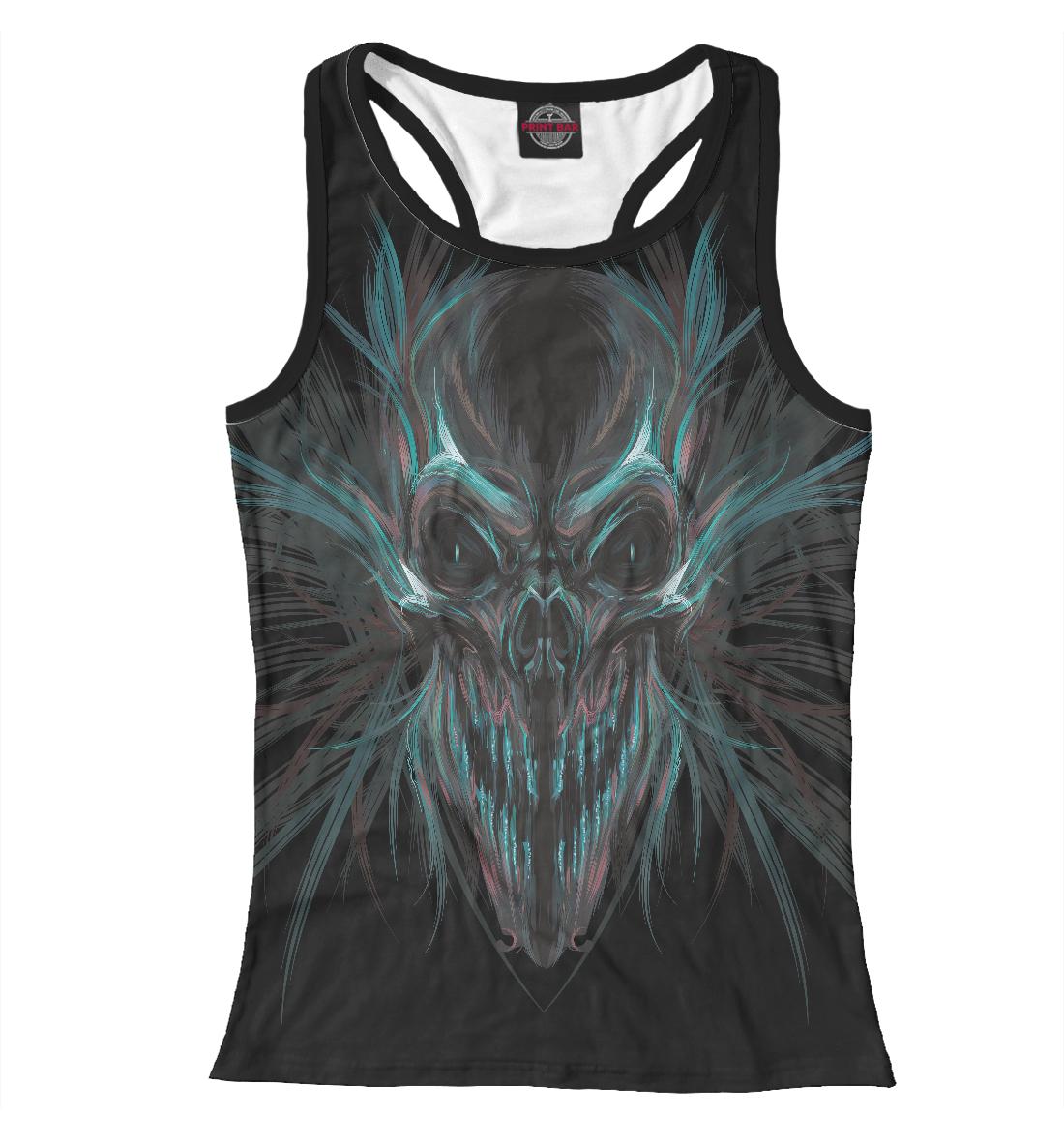 Купить Spirit of Darkness, Printbar, Майки борцовки, HAL-405767-mayb-1