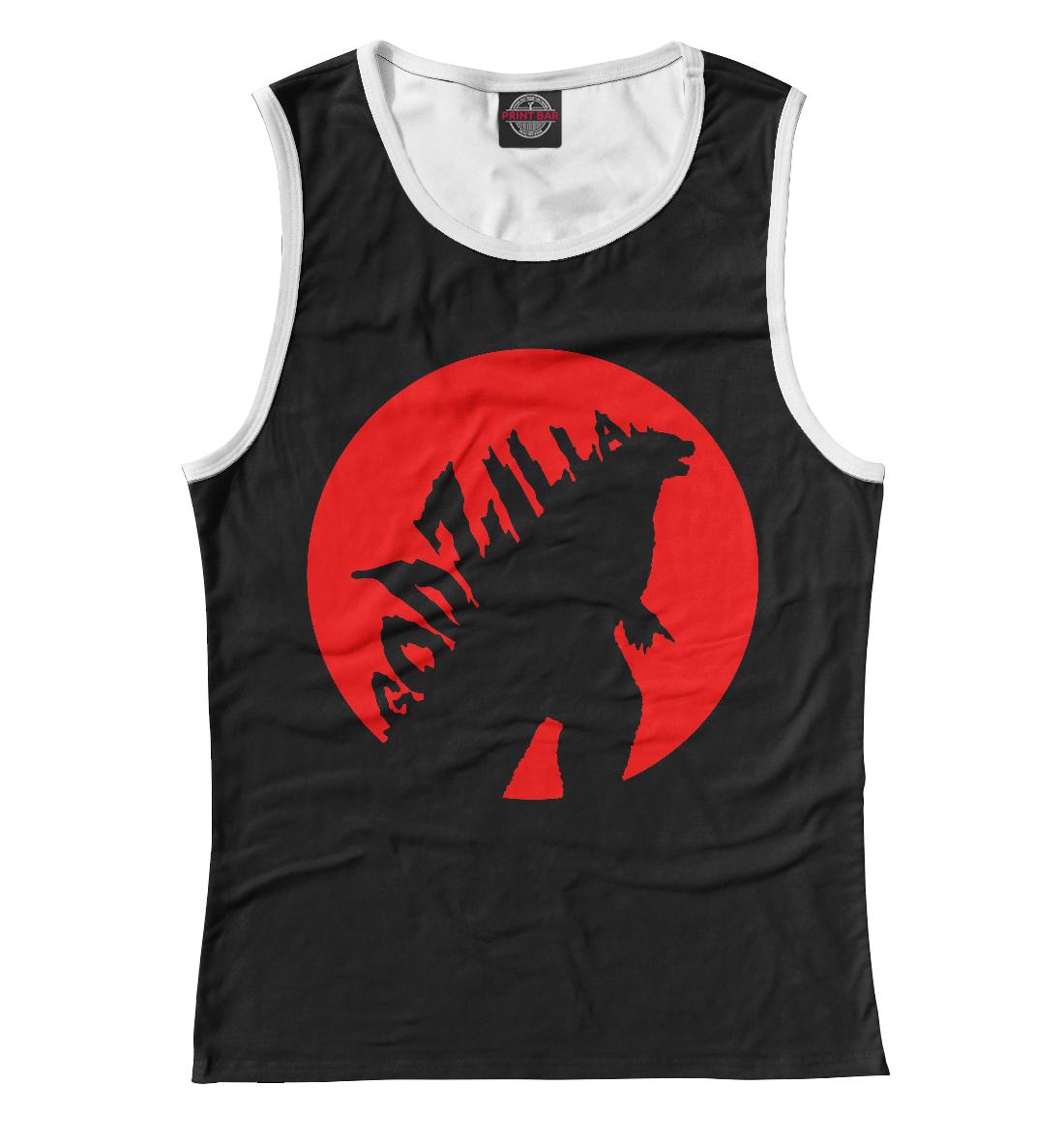 Купить Godzilla, Printbar, Майки, KNO-235790-may-1