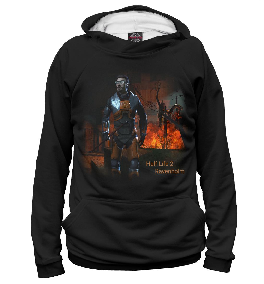Купить Half-Life 2 Ravenholm, Printbar, Худи, HLF-620284-hud-1