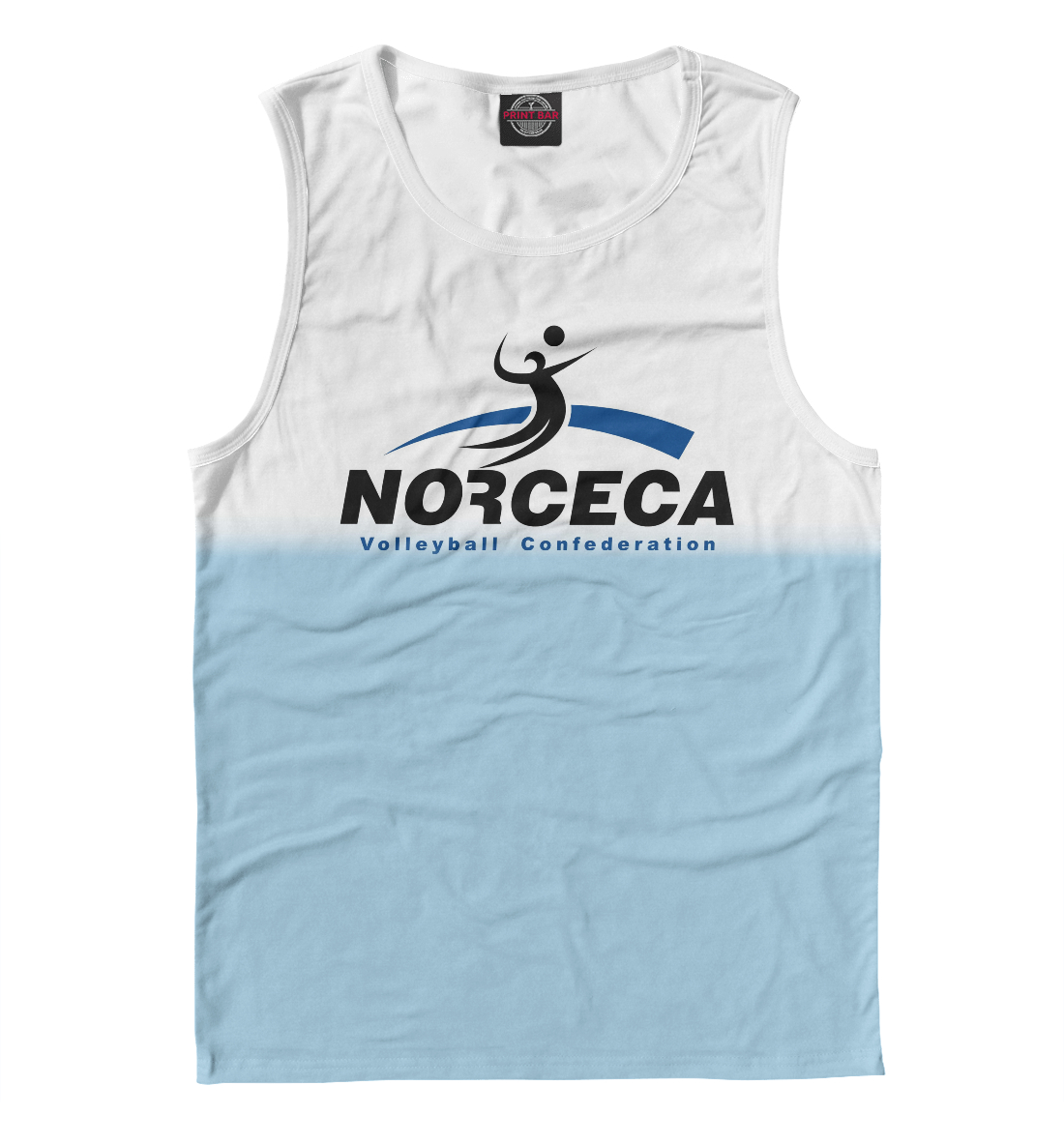 Купить Norceca volleyball confederation, Printbar, Майки, VLB-281557-may-2