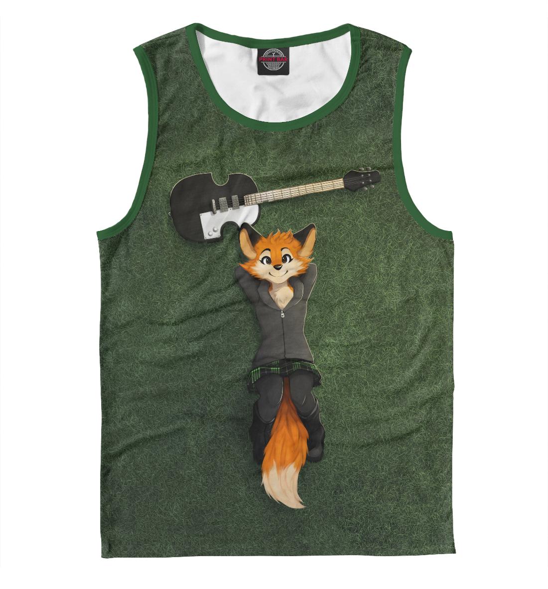 Rocking Fox