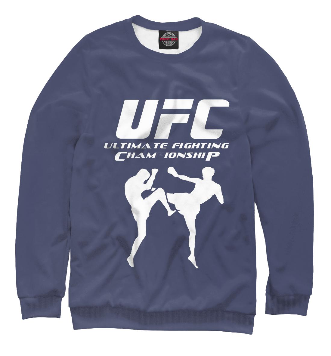 Купить UFC, Printbar, Свитшоты, MNU-399454-swi-2