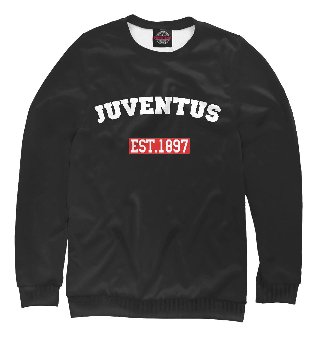 Купить FC Juventus Est.1897, Printbar, Свитшоты, JUV-447791-swi-1