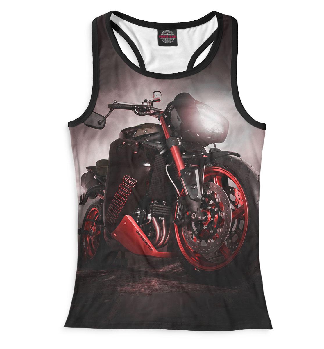 Купить Мотоцикл, Printbar, Майки борцовки, MTR-245010-mayb-1