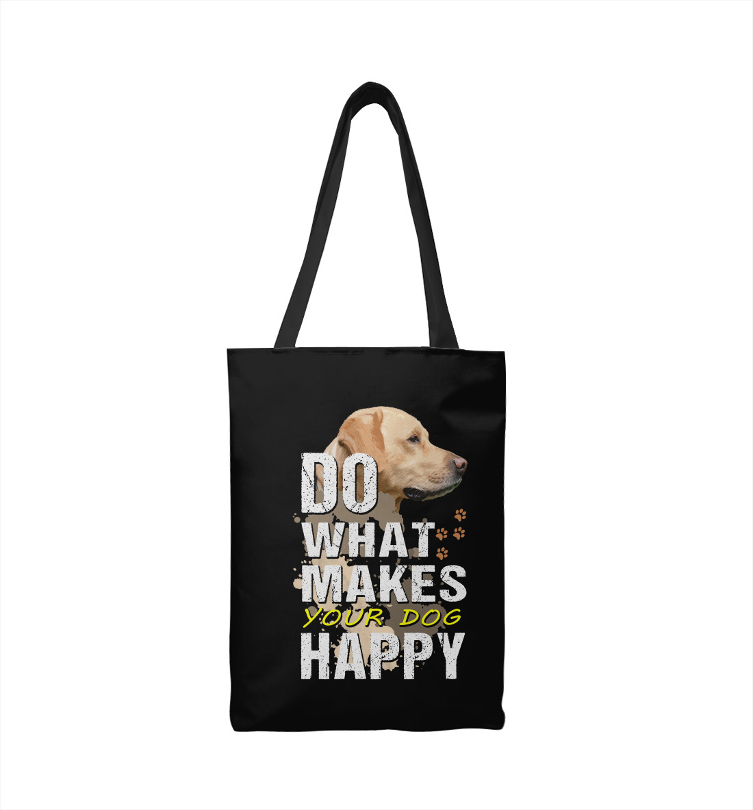 Do what makes your dog happy