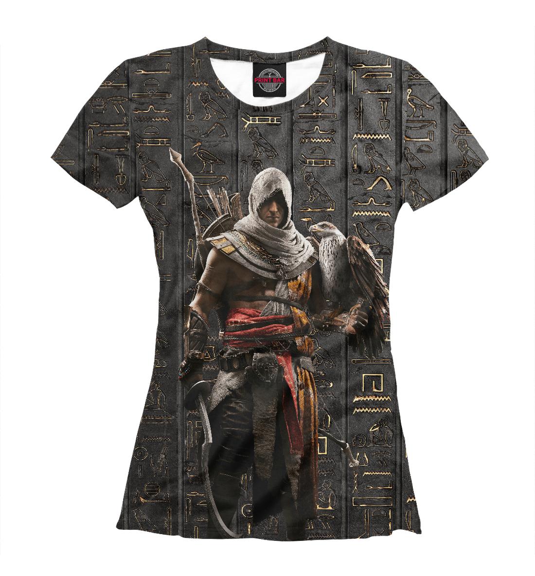 Купить Assassin's Creed Origins, Printbar, Футболки, ANC-546382-fut-1