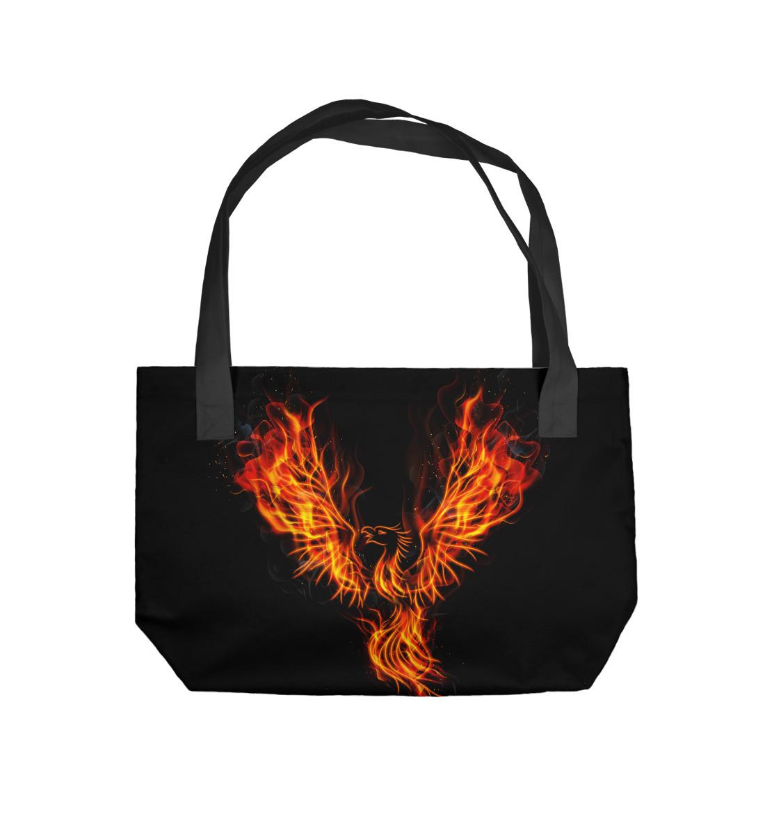 Фото - Огненный феникс огненный
