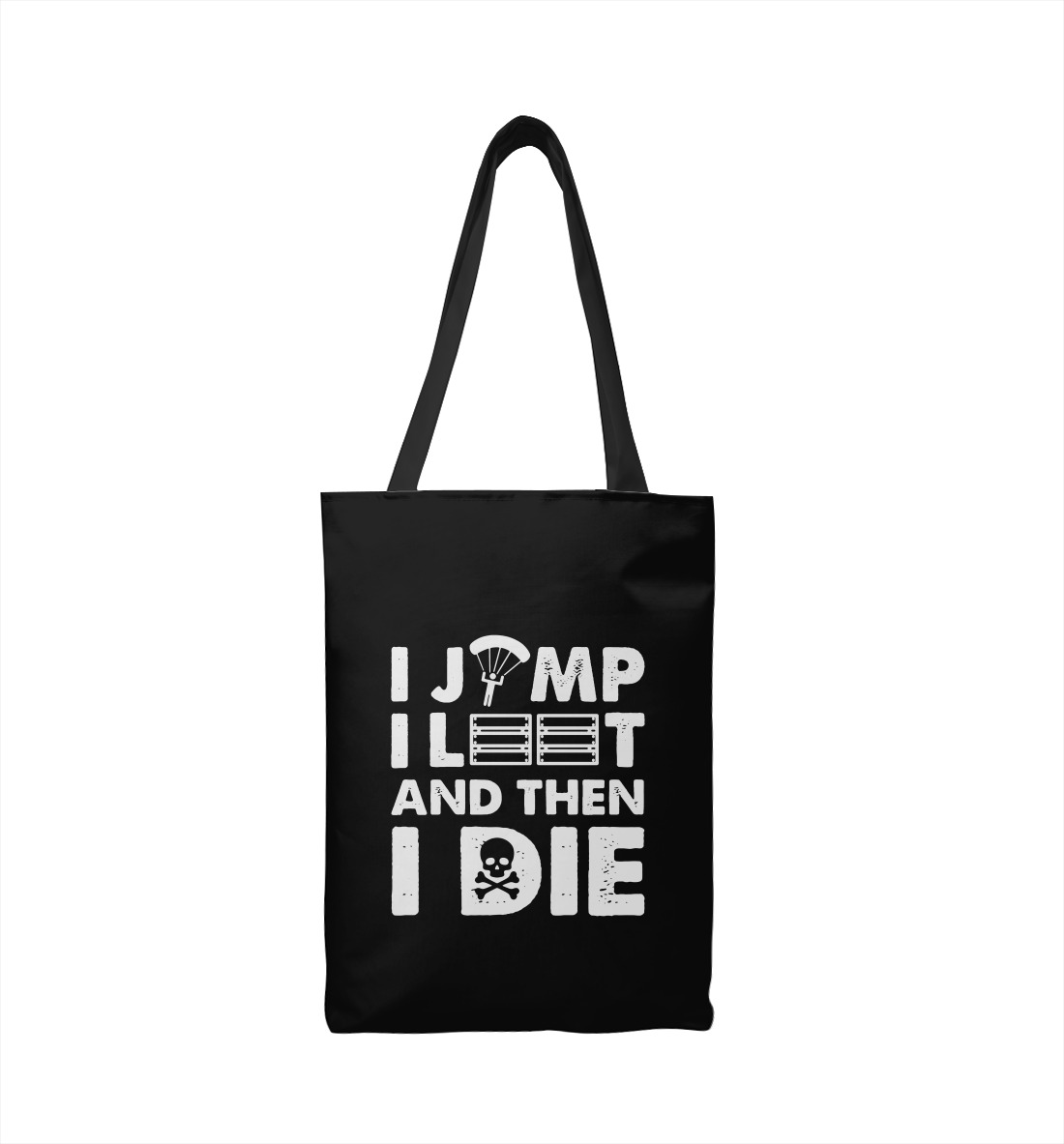 Фото - I jump i loot and then i die henk wahlstrom die apokalypse phase i