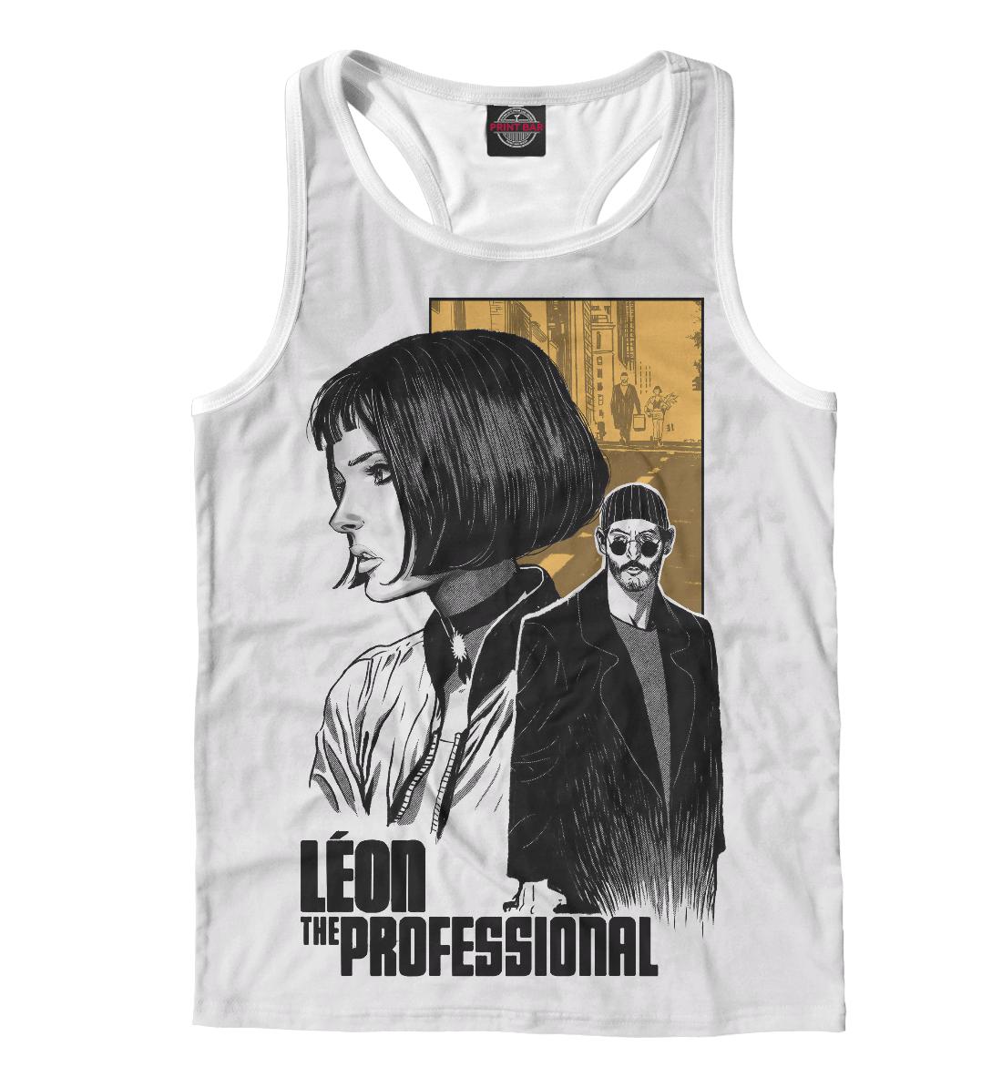 Купить Leon the Professional, Printbar, Майки борцовки, CLF-206457-mayb-2