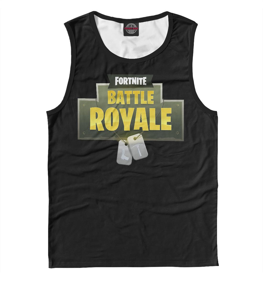 Купить Fortnite, Printbar, Майки, RPG-319490-may-2